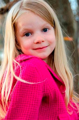 (AP Photo/Courtesy of the Parker Family). This 2012 photo provided by the family shows Emilie Alice Parker.