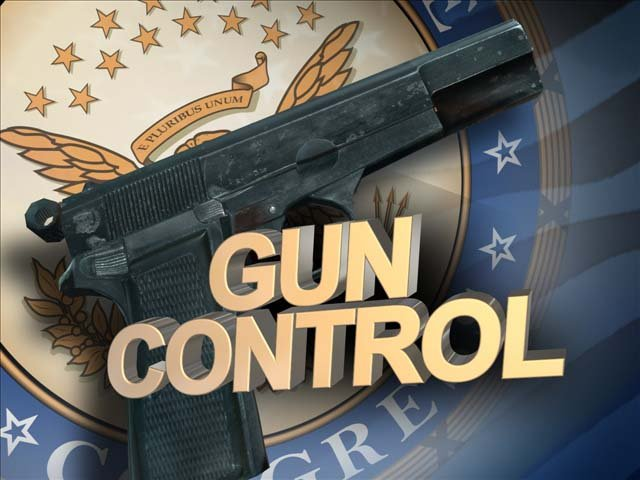 Gun control bill clears its first hurdle in Senate