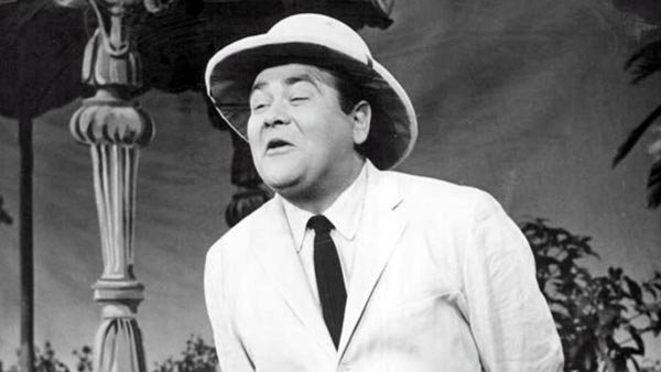 Groundbreaking improv comic Jonathan Winters dies