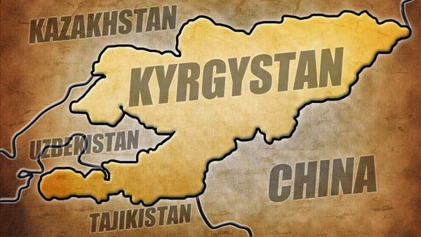 Bodies of 2 US crew found at Kyrgyzstan crash site