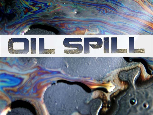 The Los Angeles Fire Department reports a ruptured oil pipe near Glendale has spilled about 50,000 gallons of crude oil onto streets. (Source: MGN Online)