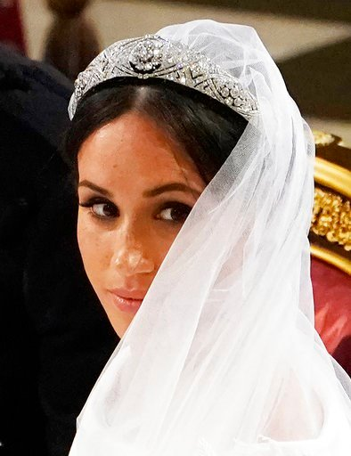 Meghan offers insight into her new role as Duchess of Sussex