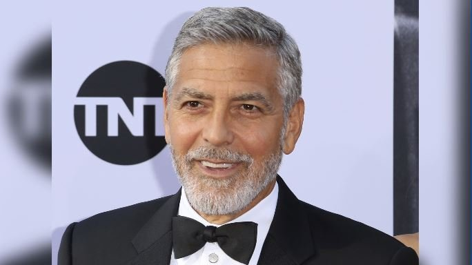 In this Thursday, June 7, 2018, file photo, George Clooney arrives at the 46th AFI Life Achievement Award Honoring himself at the Dolby Theatre in Los Angeles. (Source: Photo by Willy Sanjuan/Invision/AP, File)