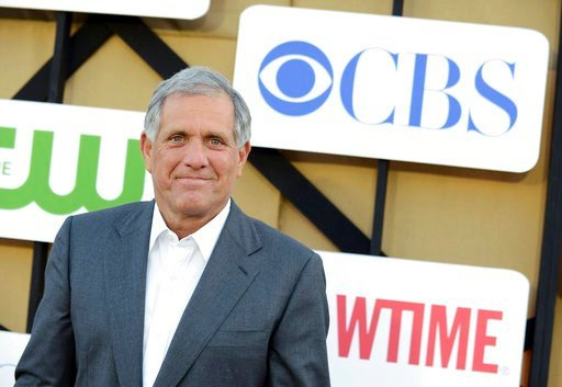 (Photo by Jordan Strauss/Invision/AP, File). In this July 29, 2013, file photo, Les Moonves arrives at the CBS, CW and Showtime TCA party at The Beverly Hilton in Beverly Hills, Calif.