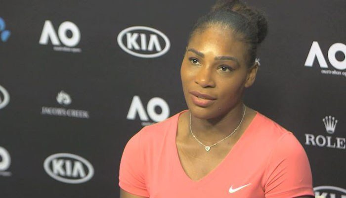 Serena Williams is facing a $17,000 fine for code violations during her U.S. Open loss Saturday. (Source: CNN)