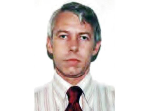 (Ohio State University via AP, File). This undated file photo shows a photo of Dr. Richard Strauss, an Ohio State University team doctor employed by the school from 1978 until his 1998 retirement. Strauss is accused of groping young men decades ago.