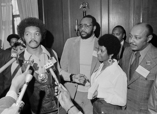 Queen of Soul also leaves a powerful civil rights legacy