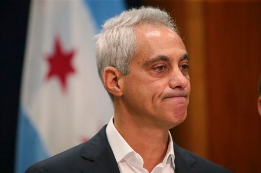 Chicago's next mayor will be leading a deeply divided city